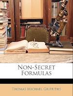 Non-Secret Formulas af Thomas Michael Griffiths
