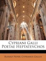 Cypriani Galli Poetae Heptatevchos af Cyprianus Gallus, Rudolf Peiper