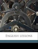 English Lessons af C. D. Tenney