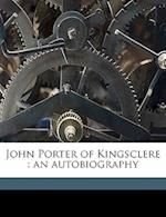 John Porter of Kingsclere af John Porter