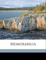 Memorabilia Volume 01-02 af Xenophon Xenophon, John Marshall