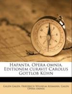 Hapanta. Opera Omnia. Editionem Curavit Carolus Gottlob Kuhn Volume 2 af Galen Galen, Friedrich Wilhelm Assmann, Galen Opera Omnia