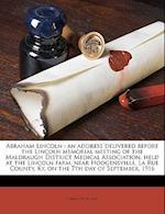Abraham Lincoln af Curran Pope