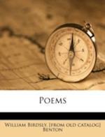 Poems af William Birdsly Benton