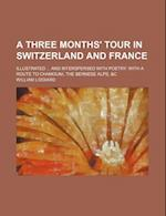 A Three Months' Tour in Switzerland and France; Illustrated and Interspersed with Poetry with a Route to Chamouni, the Bernese Alps, &C af William Liddiard