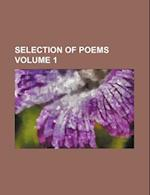 Selection of Poems Volume 1 af Charles Snart, Books Group