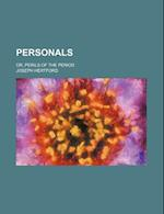 Personals; Or, Perils of the Period af Joseph Hertford
