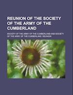Reunion of the Society of the Army of the Cumberland af Society Of the Army of the Cumberland
