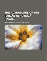 The Adventures of the Panjab Hero Raja Rasalu; And Other Folk-Tales of the Panjab af Charles Swynnerton, Books Group