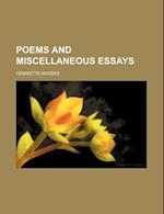 Poems and Miscellaneous Essays af Henrietta Rhodes