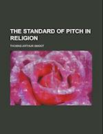 The Standard of Pitch in Religion af Thomas Arthur Smoot