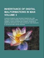 Inheritance of Digital Malformations in Man Volume 3 af Charles Peabody, Governor's Conference on Rangeland