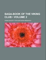 Saga-Book of the Viking Club (Volume 2) af Viking Society For Northern Research