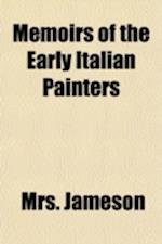 Memoirs of the Early Italian Painters