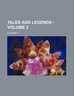 Tales and Legends (Volume 2) af M. Corbett