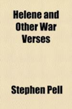 Helene and Other War Verses