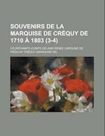 Souvenirs de La Marquise de Crequy de 1710 a 1803 (3-4) af Of Panopolis Nonnus