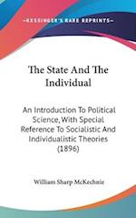 The State and the Individual af William Sharp McKechnie