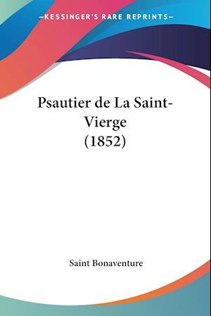 Psautier de La Saint-Vierge (1852)