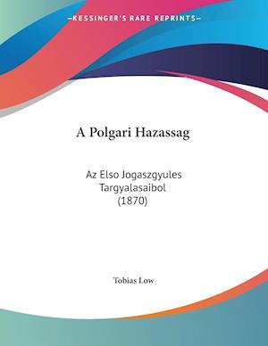 A Polgari Hazassag