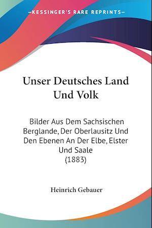 Unser Deutsches Land Und Volk