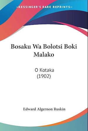 Bosaku Wa Bolotsi Boki Malako