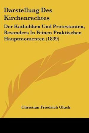 Darstellung Des Kirchenrechtes