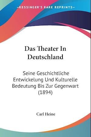 Das Theater In Deutschland