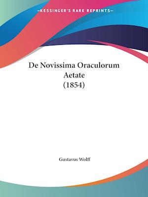 De Novissima Oraculorum Aetate (1854)