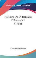 Histoire de D. Ranucio D'Aletes V1 (1758) af Charles Gabriel Poree
