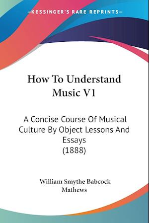 How To Understand Music V1