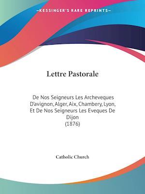 Lettre Pastorale