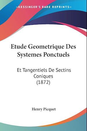 Etude Geometrique Des Systemes Ponctuels
