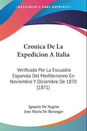 Cronica De La Expedicion A Italia