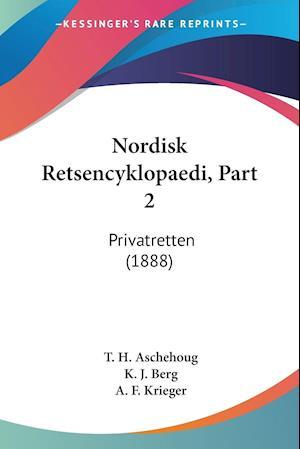 Nordisk Retsencyklopaedi, Part 2