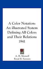 A Color Notation af A. H. Munsell