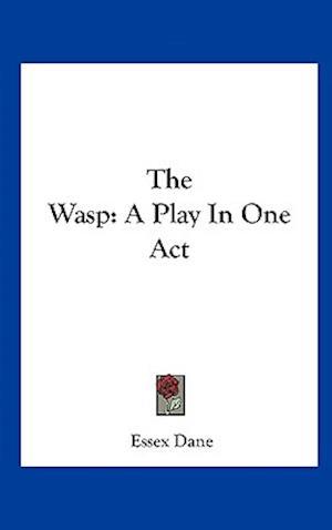Bog, hardback The Wasp af Essex Dane