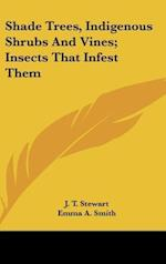 Shade Trees, Indigenous Shrubs and Vines; Insects That Infest Them af Emma A. Smith, J. T. Stewart