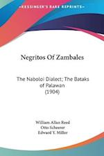Negritos of Zambales af Edward Y. Miller, Otto Scheerer, William Allan Reed