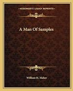 A Man of Samples af William H. Maher