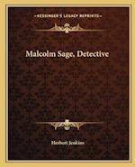 Malcolm Sage, Detective af Herbert Jenkins