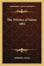 The Witches of Salem 1892 af Winfield S. Nevins