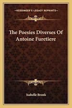 The Poesies Diverses of Antoine Furetiere af Isabelle Bronk