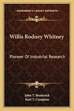 Willis Rodney Whitney af John T. Broderick