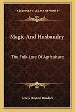 Magic and Husbandry af Lewis Dayton Burdick