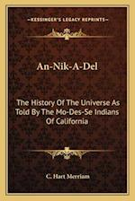 An-Nik-A-del af C. Hart Merriam
