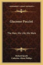 Giacomo Puccini af Richard Specht