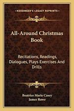 All-Around Christmas Book af James Rowe, Beatrice Marie Casey