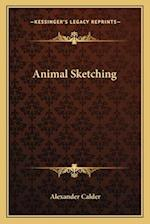 Animal Sketching af Alexander Calder