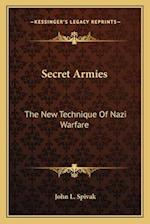 Secret Armies af John L. Spivak